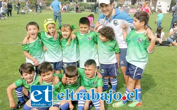 Este fin de semana Los Halcones realizarán una actividad en Los Andes dirigida principalmente a los niños.