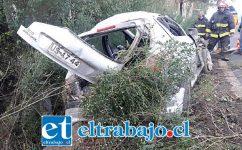 El fatal accidente ocurrió este sábado en el sur del país.