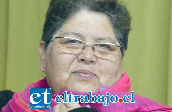 APOYO MASIVO.- Verónica Balboa, vecina panquehuina que sigue necesitando urgentemente el apoyo de todos nuestros lectores.