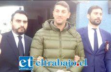 El argentino de 38 años de edad, Germán Corengia, fue detenido por la PDI de San Felipe.