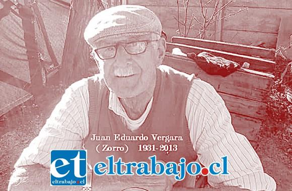 Otro vecino del sector, Juan Eduardo Vergara.