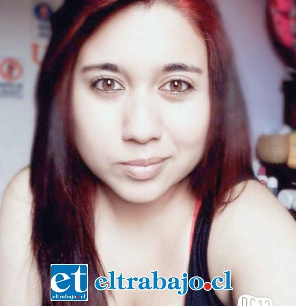Melissa Delgado Julio actualmente reside en la comuna de Catemu junto a su madre.