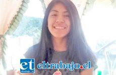 Este jueves Amaya Véliz se integrará a los trabajos de la Selección chilena U14.