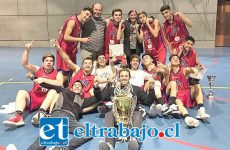 El equipo juvenil del Prat ganó de manera invicta un torneo internacional en Porvenir.