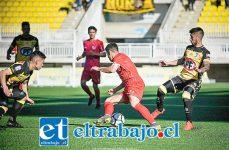 En el estadio Lucio Fariña de Quillota el Uní Uní consiguió un importante triunfo sobre Coquimbo Unido. (Foto: Jorge Ampuero)