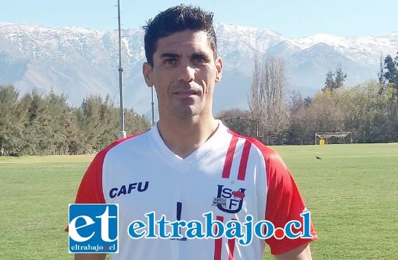 Ángel Vildozo está viviendo sus últimos días como jugador profesional.