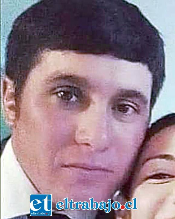 Boris Loyola, de 36 años de edad, falleció trágicamenmte atropellado por el tren.