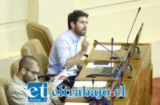 El diputado Diego Ibáñez solicitó la fiscalización en marzo de este año, debido a las denuncias por alzas de precios no acordes al estado de las máquinas y terminales de la empresa.