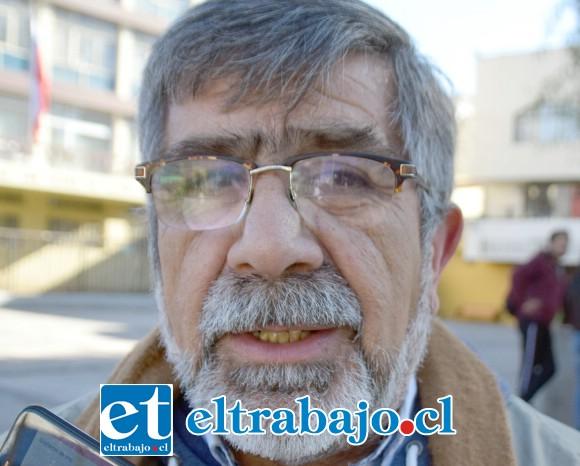 Core Mario Sottoliccio, uno de los impulsores de este proyecto turístico.