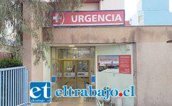 Al cierre de esta nota, el adulto mayor había sido ingresado al servicio de urgencias del Hospital San Camilo de San Felipe, con diagnóstico reservado.
