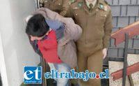 El 'Cota' fue detenido por Carabineros la madrugada del miércoles, recuperando la libertad pocas horas después pese a su extenso prontuario policial.