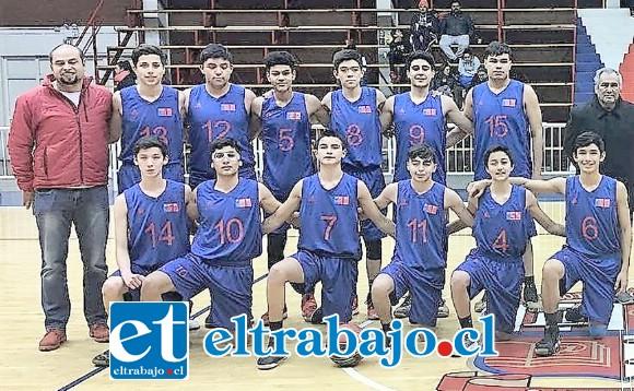 Las selecciones U15 de San Felipe quedaron fuera de los Nacionales de su serie.