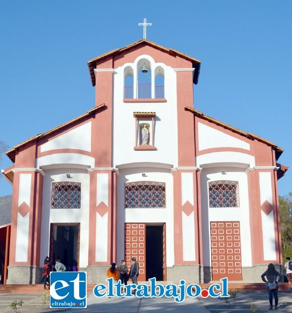 Momentos religiosos y puestos de especialidades campesinas, contempla la 'Fiesta Chica Santa Filomena', este sábado 13 y domingo 14 de julio.