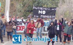 La comunidad de Putaendo en general no desea Gran Minería, pues están conscientes del daño que causará a la vida de sus habitantes, y han luchado incansablemente por detener tan nefasto proyecto.