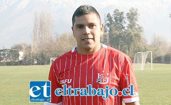 Ayer se unió al plantel del Uní Uní el volante argentino Luciano Romero.