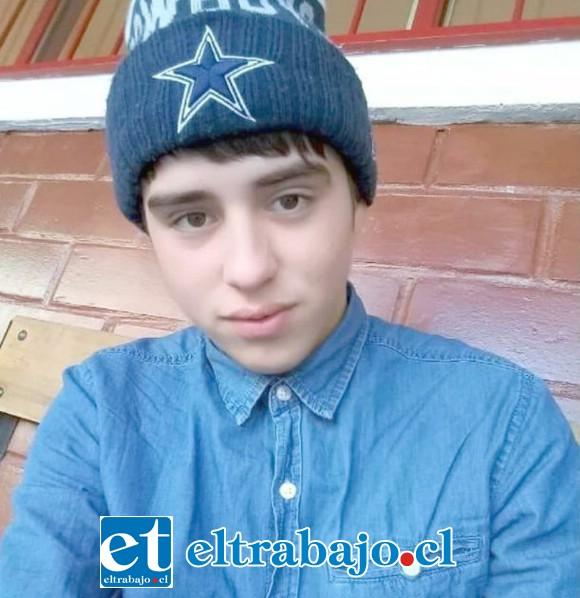 El joven de 17 años de edad, Bastián Donoso Bustamante, falleció la noche de este miércoles.