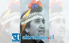 ADIÓS SELFA.- La gran activista social de Chile murió este domingo, su recuerdo permanecerá para muchos como una de las figuras emblemáticas de la lucha del hombre por el hombre en busca de la igualdad de derechos.
