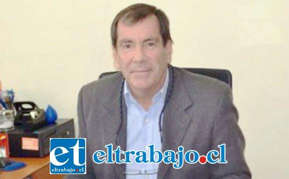 Humberto Lepe, Seremi de Agricultura.