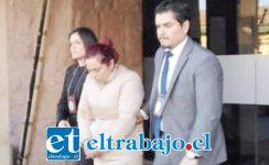 Carolina Abrigo Rodríguez deberá cumplir la pena de 5 años y un día de cárcel por el delito de Homicidio Simple.