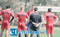 El próximo domingo la escuadra aconcagüina deberá enfrentar como visitante al puntero del torneo.