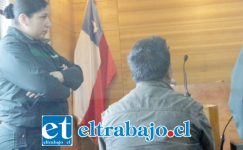 Fiscalía le imputó el delito de Robo con intimidación, tras hacerse pasar por colombiano al enviar el mensaje.