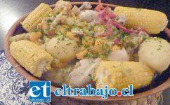 DÍA DE LAS CAZUELALas mejores cazuelas estarán bien calientitas servidas para todo aquel que llegue a pedir su plato. (Referencial)
