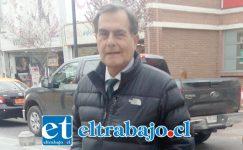 Concejal de San Fewlipe, Christian Beals Campos.
