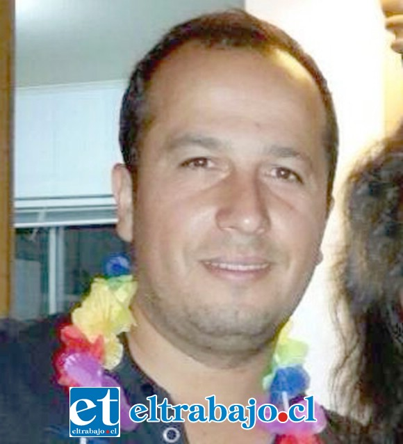 Javier Figueroa Díaz, afectado.