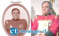 Rodrigo Estay Ortiz, Miembro Honorario de Bomberos de San Felipe, falleció este domingo en la noche.