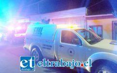 La Brigada de Homicidios de la PDI de Los Andes confirmó el suicidio de un vecino de 36 años de edad al interior de una vivienda ubicada en calle Vicuña Mackenna de Llay Llay la noche de este martes.