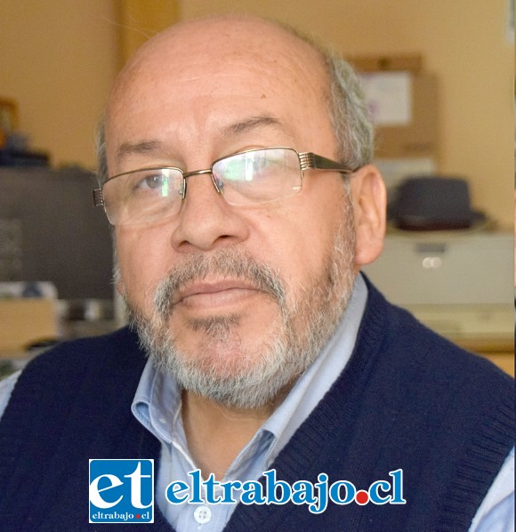 Juan González, gestor principal de esta campaña animalista.