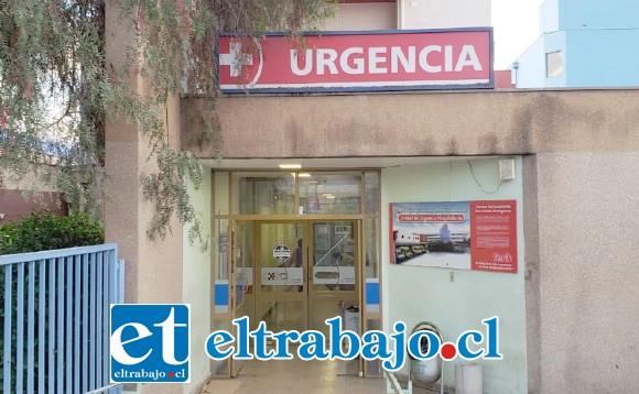 La víctima ingresó la tarde de este lunes hasta el servicio de urgencias del Hospital San Camilo de San Felipe, falleciendo en horas de la madrugada.