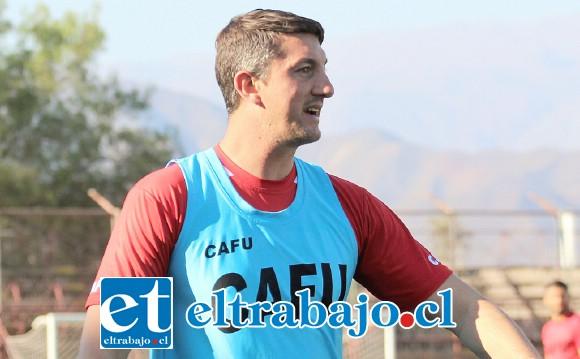 El equipo comandado por Germán Corengia fue derrotado ayer en Chillán.