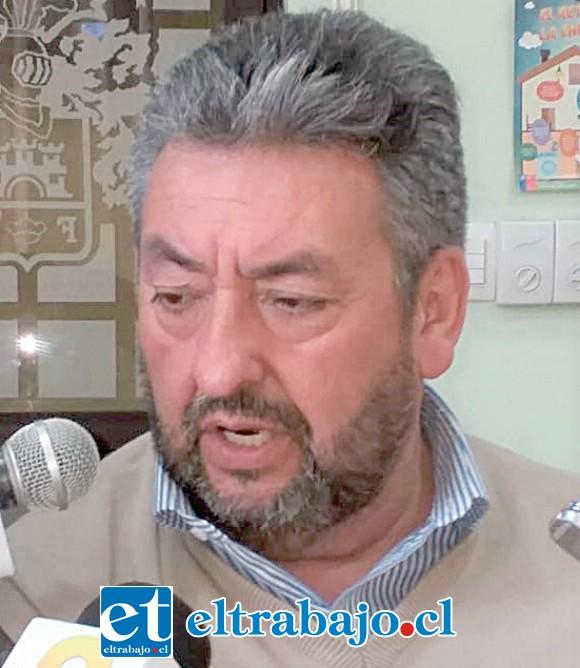 Asesor jurídico municipal, Jorge Jara
