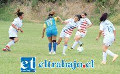 San Felipe y todo el valle de Aconcagua ya vibra con el fútbol femenino.