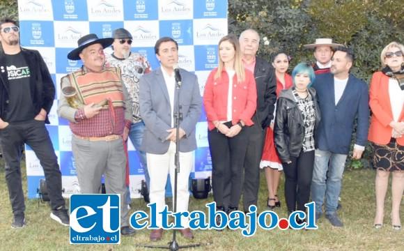Los días 18 y 19 de septiembre, en el anfiteatro del Parque Urbano, se llevará a cabo la XIX versión del Festival del Guatón Loyola, con grandes artistas convocados, el humor y la competencia folclórica.