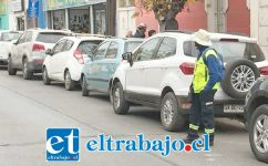 La empresa de parquímetros ya no podrá seguir operando luego que la Municipalidad de San Felipe les decomisara las máquinas debido a que estaban trabajando de forma ilegal.