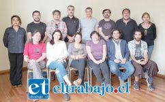 Un grupo amplio y diverso de ciudadanos y organizaciones de la sociedad civil conformaron este sábado la Coordinadora de DDHH de Aconcagua.