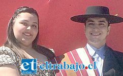 Dabes Gómez y Andrea Molina, participan por nuestra comuna.