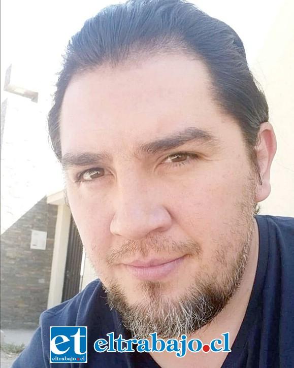 Juan Gabriel Rodríguez, argentino de 38 años de edad, murió a consecuencia de un trágico accidente de tránsito.