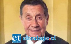 A los 81 años de edad falleció Reynard Montejo Lemus, destacado hombre de las comunicaciones y Profesor Normalista de San Felipe.