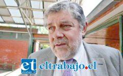 Boris Luksic, alcalde de Catemu.