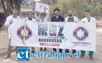 Estos profesionales, quienes pertenecen al Colegio Médico de Aconcagua, que trabajan en los hospitales de San Felipe y Los Andes y del Hospital Psiquiátrico de Putaendo, adhirieron este martes al llamado a movilización que se realizó a nivel nacional, por un mejor financiamiento de la salud.