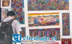 Desde hoy y hasta el domingo estará abierta la feria gastronómica y artesanal de migrantes en la Plaza de Armas de San Felipe.