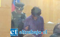Cristian Muñoz Muñoz fue formalizado por la Fiscalía en marzo de 2017 por el presunto delito de homicidio.