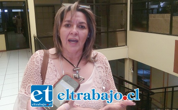 Patricia Boffa Casas delegada biprovincial del Serviu.