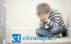 Los niños fueron víctimas de abusos sexuales en la comuna de Llay Llay. (Fotografía referencial).