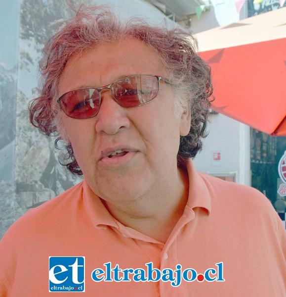 Jaime Bórquez, empresario inmobiliario.