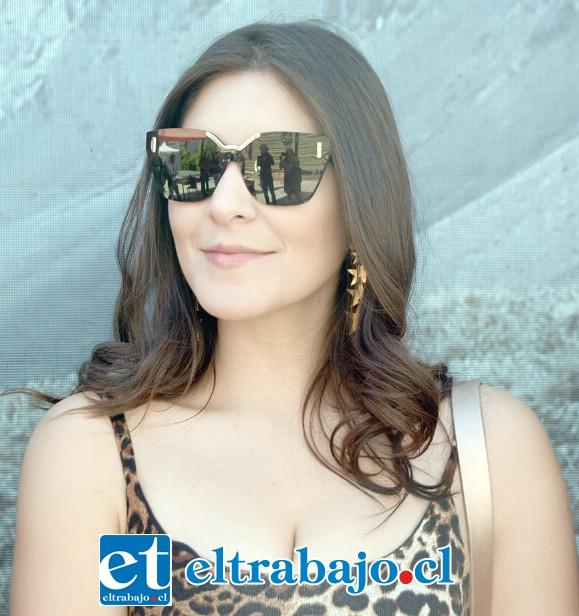 Sarela Sepúlveda Figueroa, dueña de 'Sare Pizza' San Felipe.