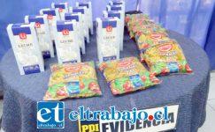 La Policía de Investigaciones de San Felipe logró ubicar el domicilio de un sujeto de 29 años de edad, siendo detenido por el delito de receptación de productos del Supermercado Unimarc de calle Encón en medio de los saqueos.